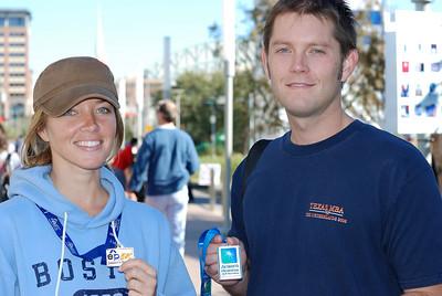 Houston Marathon 2009