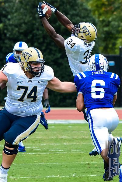 Duke vs. Pitt - 9/21/13