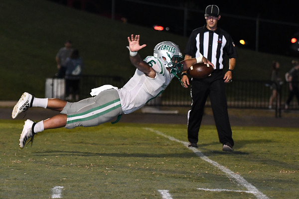 Hokes Bluff  v. Oneonta, September 13, 2019