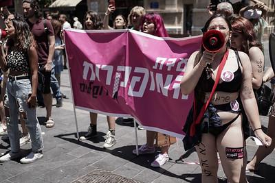 20210618 Jerusalem Slut Walk 2021