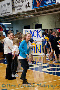 2011 Holy Family vs Providence Championship Girls