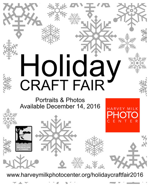 Holiday Craft Fair 2016 Half Page Flyer (LTR)