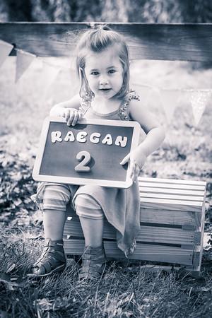 Raegan 2 years old