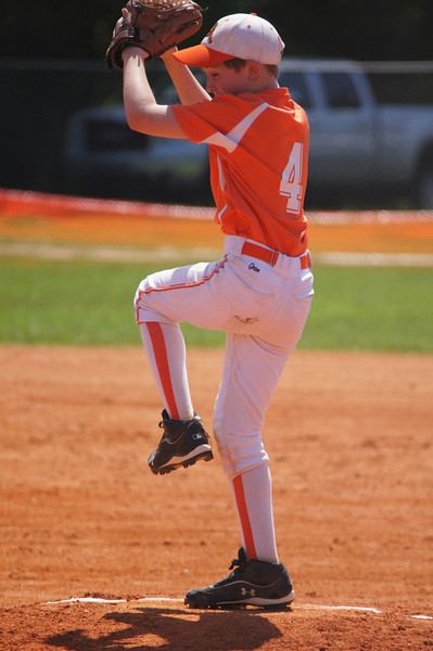 Talahi Tiger Baseball 2012