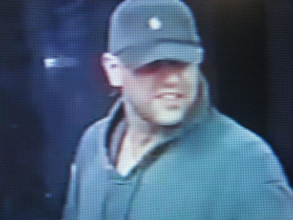 Newngton Sunoco gas station robber