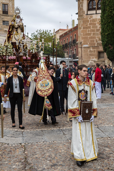 SundaY Procession @ Salamanca, Spain October 2015