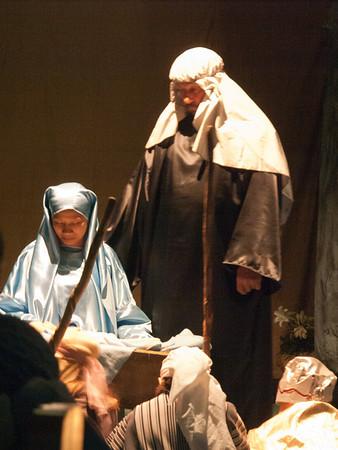 Mt. Carmel Easter Drama '12