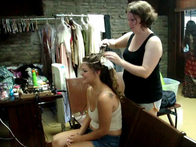 Videos of Caitlin & Brittons Handfasting July 5th, 2013