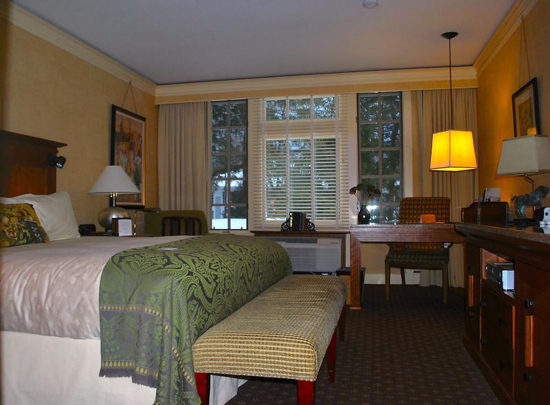 Canyon Ranch Lenox room
