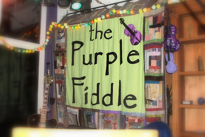 Doc Lambert @ the Purple Fiddle