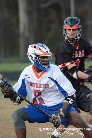 04-21-2015 Watkins Mill HS vs Rockville HS Boys Varsity Lacrosse, Photos by Jeffrey Vogt Photography with Kyle Hall