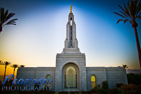 Redlands, CA Temple