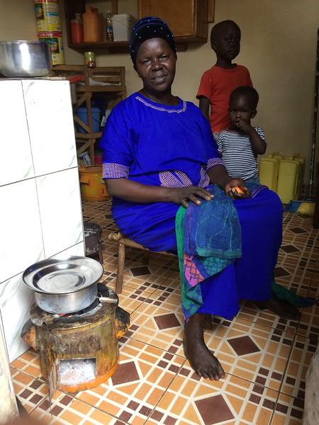 KAWEMPE-TULA, UGANDA: Margaret Poni