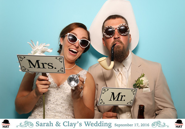 Sarah & Clay's Wedding