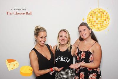 Cherry Bombe Cheese Ball