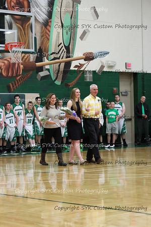 WBHS Basketball Homecoming