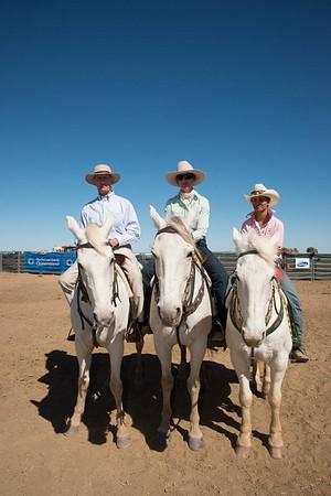 Tony Abbot opening Australian Stockmans HOF Expo
