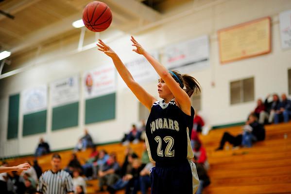 St. Johns Catholic Prep at Catoctin Cougars Girls Varsity Basketball