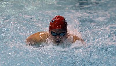 Danvers vs Salem Swimming