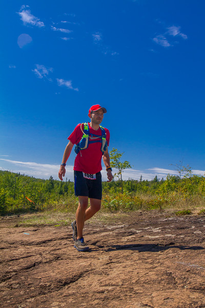 Superior 100 Ultra Trail Race, Minnesota