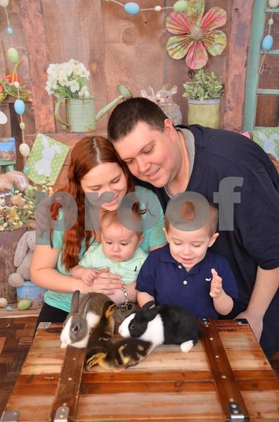 Easter Pics taken on 3/24/17