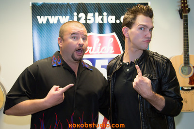 2013-03-28 - Mix100 - Andy Grammer Meet n Greet