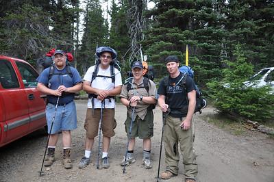 Mt Adams Trip #2 2009
