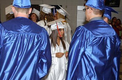 Caston H.S. Graduation