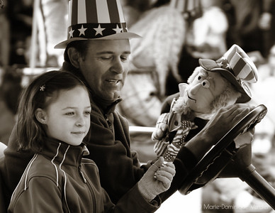 Sandpoint 2014-4th of July Parade