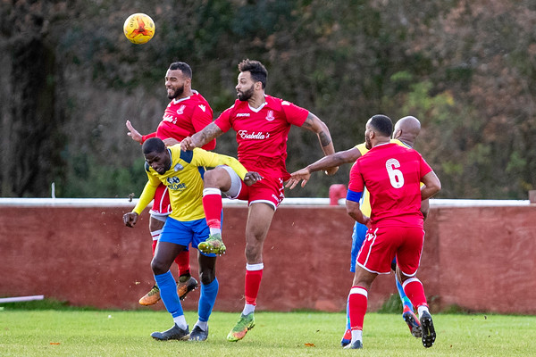 Highgate Utd FC vs Sporting Khalsa FC - 7th Dec 2019