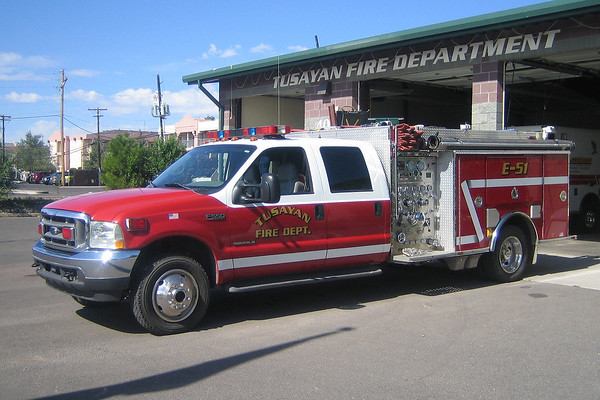 Other Arizona Fire Apparatus