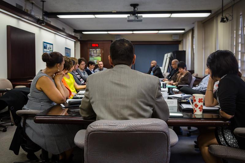 LS 87-2016 Enrollment Managment Leadership Meeting