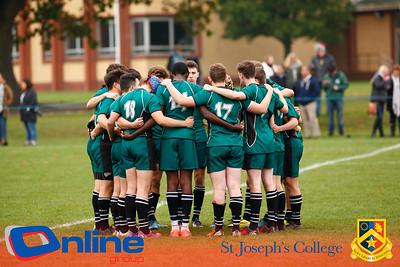 Match 33 - Gordon's v St Joseph's College