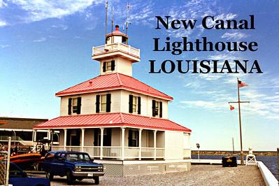 New Canal Lighthouse, Louisiana