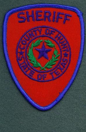 Hunt Sheriff