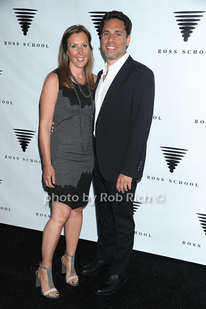 Barrie Gladman and  Adam Schwartz photo by Rob Rich/SocietyAllure.com © 2014 robwayne1@aol.com 516-676-3939