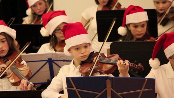 Hayden's Violin Nov 2011