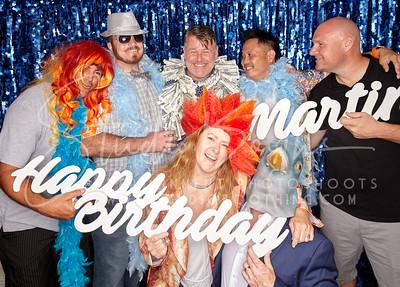 Martin's 50th!