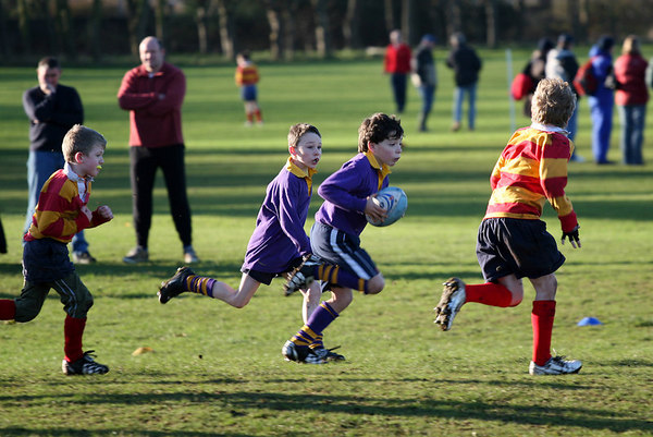 Marr P4  Rugby - November 2006