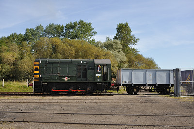 Chasewater Industrial Gala 2012