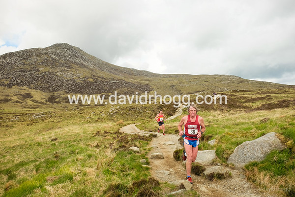 170520 Goatfell Race (May 2017)
