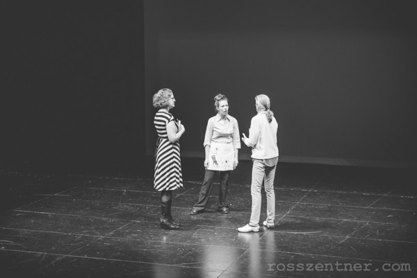 """Forward Theater Company """"Someone's Gotta Do It Monologue Festival"""""""
