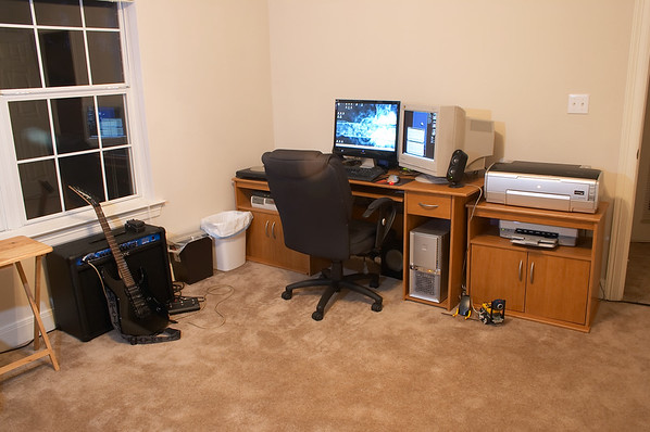 2006-12-07 - Apartment Update