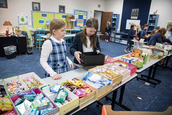 4th Grade Gratitude Day