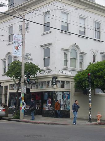 San Francisco, May 2004
