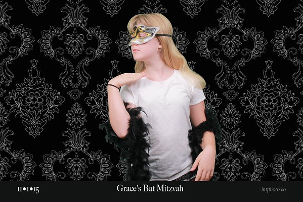 2015-11-01 Grace's Bat Mitzvah