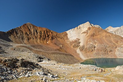 John Muir Trail Backpack, Part 2 (Sept 1-6)
