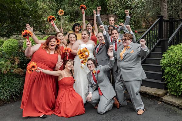 Melissa & Paul's Wedding