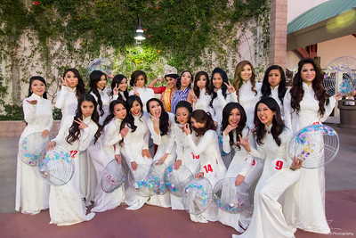 Miss Vietnam Southern California Pageant - Tet Festival 2015