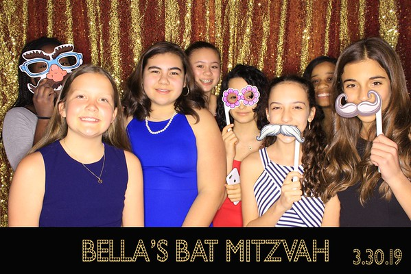Bella's Bat Mitzvah